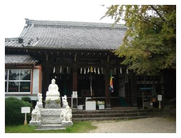 岡崎 東公園 お寺