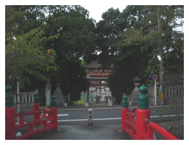 伊賀八幡宮 伊賀川
