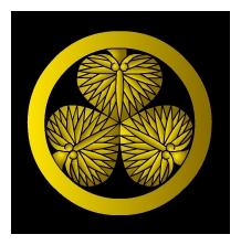 徳川家紋 葵の紋