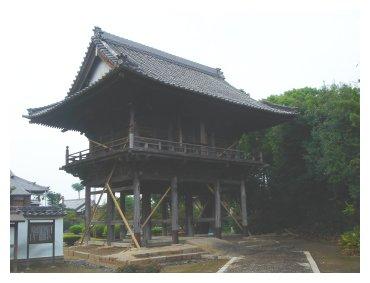 妙源寺 楼門