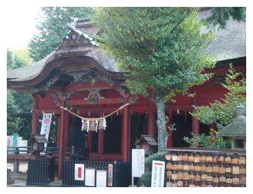 六所神社 本殿