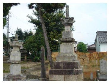 諏訪神社 灯籠